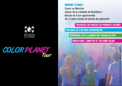 Color Planet Tour - Bonifacio