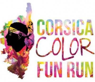 Corsica Color Fun Run