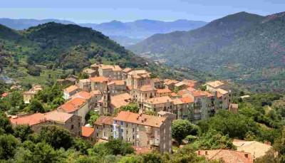Balade du patrimoine - Sainte Lucie de Tallano