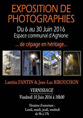 Exposition De Photographies à Aghione