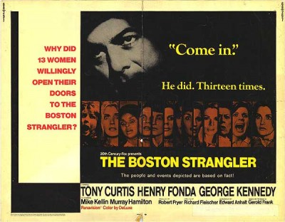 The Boston strangler (1968)  - The Punchline Ciné-club - Cinéma Le Régent - Bastia