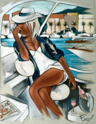 Exposition peinture Farel