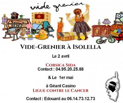 Vide-Grenier à Isolella