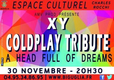 XY Coldplay Tribute en concert à Biguglia