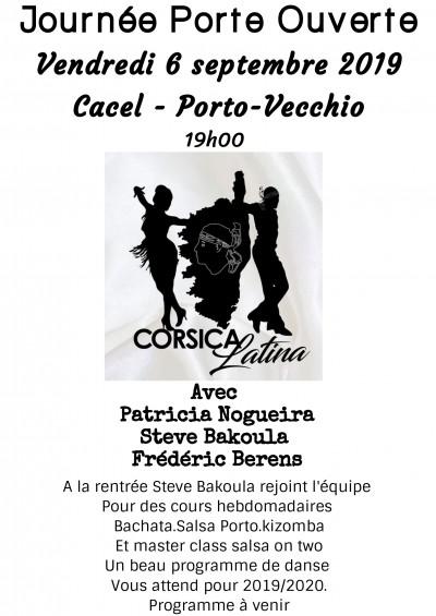 Journée Porte Ouverte - Corsica Latina - CACEL - Porto-Vecchio