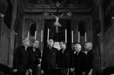 Polyphonies de l'été - A Ricuccata - Eglise Saint Roch - Ajaccio
