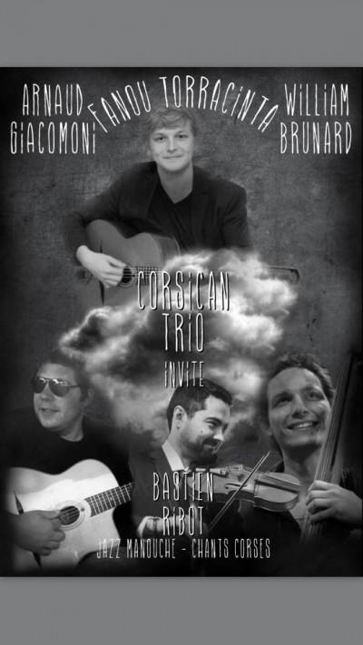 Corsican Trio en Concert à Pigna