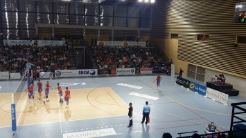 Volley : Ajaccio / Nantes