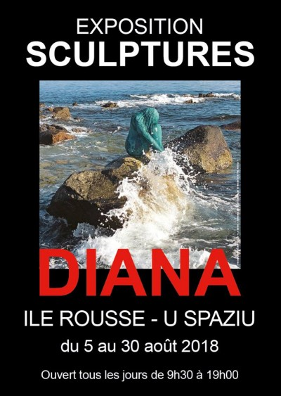 Exposition sculptures - Diana Gabriel