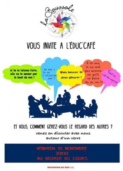 1° éduc'Café à Ajaccio !