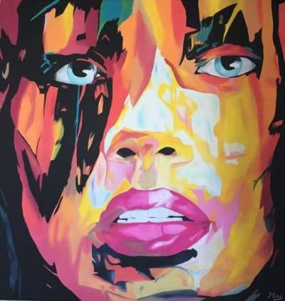 Collectif de jeunes artistes Ile-Roussiens au Spaziu Pasquale Paoli