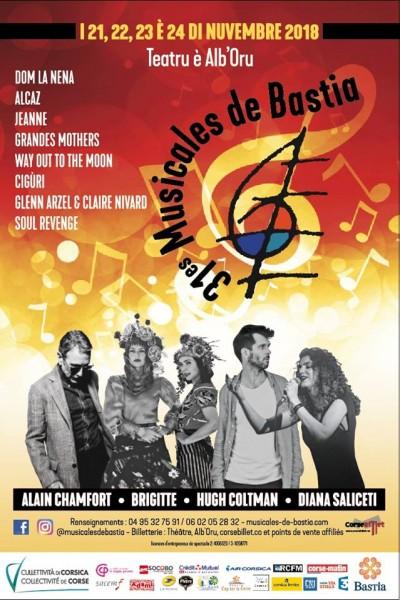 31ème Édition des Musicales De Bastia