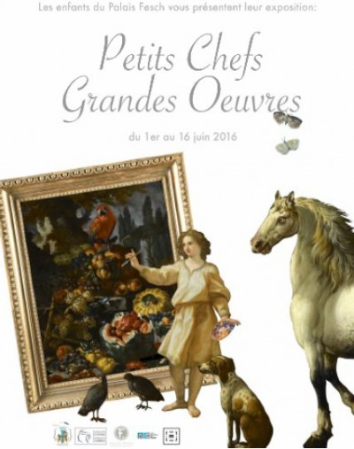 Petits Chefs, Grandes Oeuvres