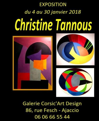 Exposition Christine Tannous