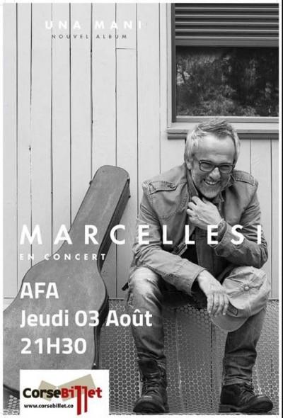 Jean-Pierre Marcellesi en Concert
