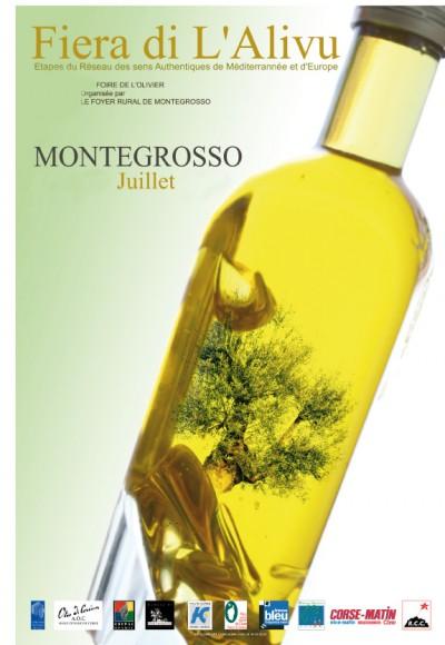 Fiera di l'alivu - Foire de l'olivier - Montegrosso - Annulé
