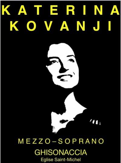 Katerina Kovanji - Ghisonaccia