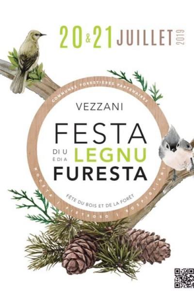 Festa di u legnu è di a furesta - Foire du Bois et de la Forêt - Vezzani