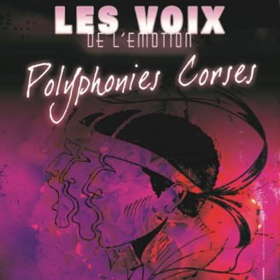 Les Voix De L'Emotion en concert à Calcatoggio