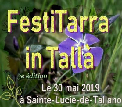 FestiTarra in Tallà - 3ème édition - Sainte Lucie de Tallano