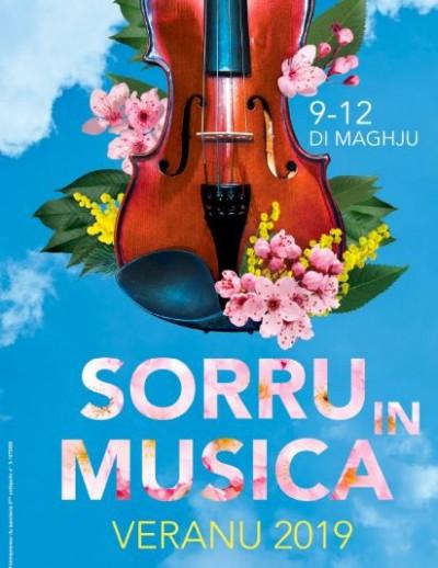 Sorru In Musica Veranu - Eglise Saint André - Omessa