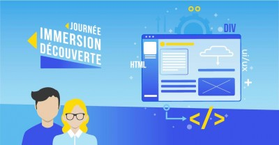 Journée immersion découverte - Devenir Web Designer - Sud Corse Cowork - Porto-Vecchio