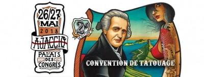 Corsica Tattoo Fest - 2ème Convention Internationale du Tatouage d'Ajaccio