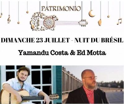 NUIT DU BRÉSIL aux Nuits de la Guitare