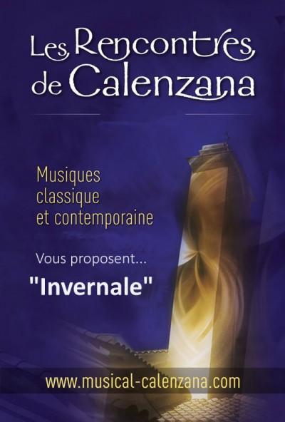 Les Rencontres de Calenzana - 1ère édition d'Invernale
