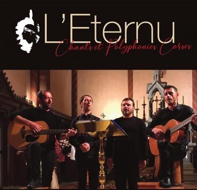 L'Eternu en concert - Église Grecque - Cargèse