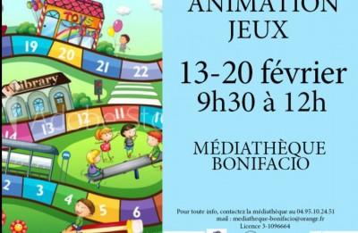 Animation jeux Cerf-Volant - Bonifacio
