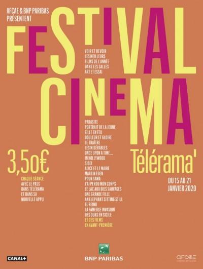 Festival Cinéma Télérama - Associu Scopre - Marignana
