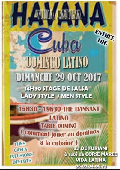 Domingo Latino