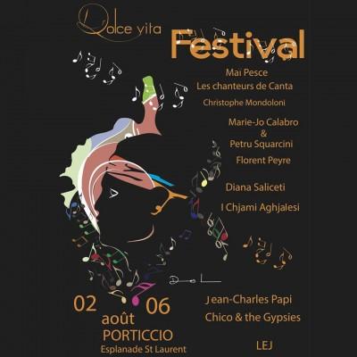 "L.E.J au  Festival  ""Dolce Vita"""