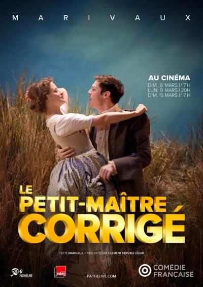 Le Petit-Maître corrigé  - Ellipse Cinéma - Ajaccio