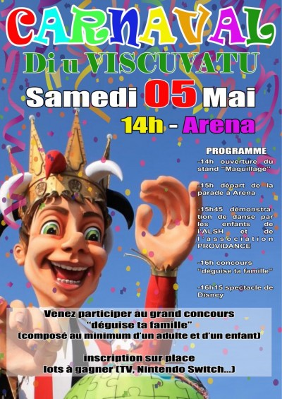 Carnaval de Vescovato
