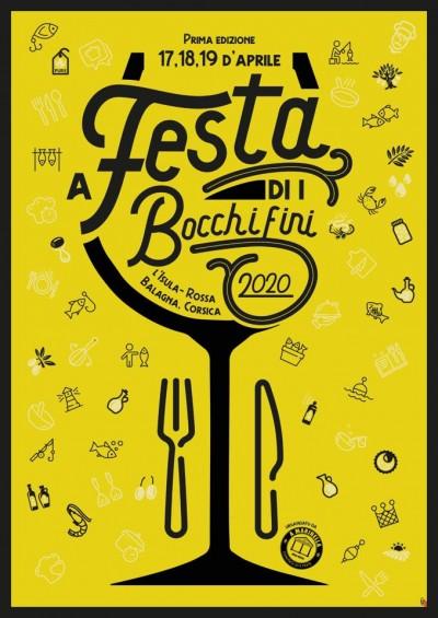 A Festa di i Bocchifini - Place Pascal Paoli - L'Île-Rousse