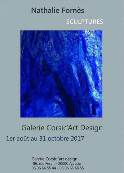 Nathalie Fornès - Sculptures