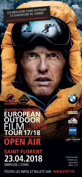 European Outdoor Film Tour 17/18