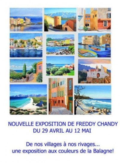 Exposition Freddy Chandy