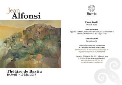 Exposition : Jean Alfonsi