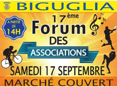 17° Forum des Associations