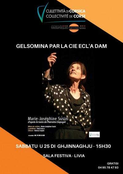 Gelsomina - Gelsomina - Salle des fêtes - Levie