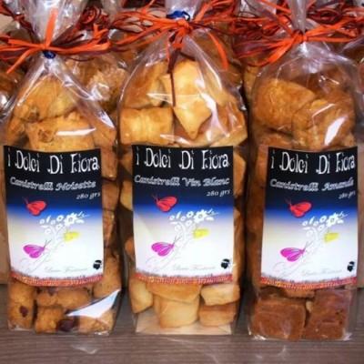 Le Pays d'Ajaccio fête le printemps - Atelier cuisine - Canistrelli à la clémentine et à la myrthe - I Dolci di Fiora - Appietto