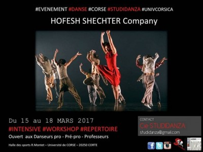 Hofesh Shechter - Workshop Corte