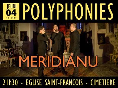 Meridianu en concert à Bonifacio