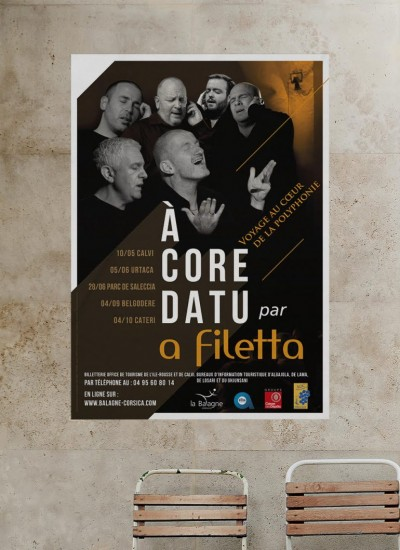 A Core Datu - A Filetta - Urtaca