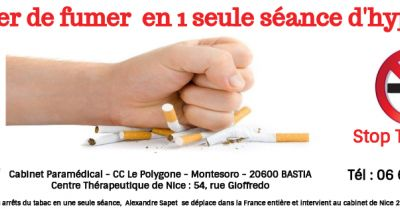 Cors'Hypnose - Alexandre SAPET - Stop Tabac 2b