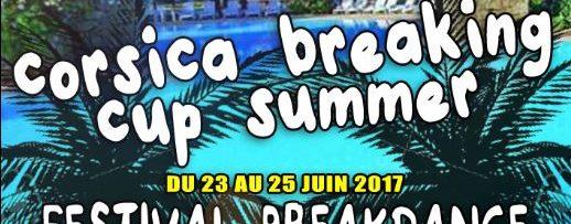 Corsica Breaking Cup Summer 2017
