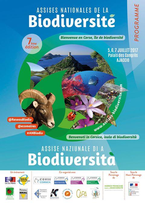 7° édition des assises nationales de la biodiversité